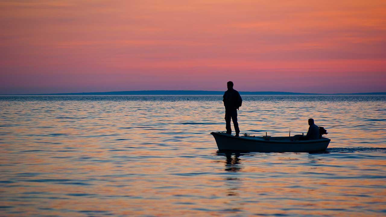 Povljana Fisherman