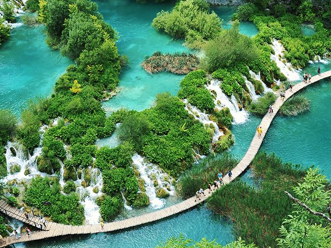 NP Park Plitvice Lakes